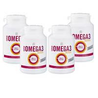 Omega 3 для вашего сердца, набор из 4 шт.