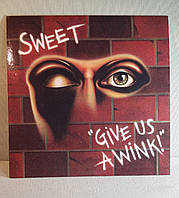 CD диск Sweet - Give Us a Wink