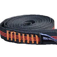 Xinda 22kn 60см лазание безопасности стропа подшипник ремень веревка плоский ремень для наружного альпинизма