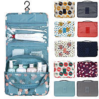 Honana BX-111 водонепроницаемый путешествия Wash косметичка Компактный куб Чехол сумка для хранения сетки Организатор
