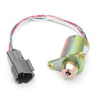 1шт топлива закрыть электромагнитный клапан для металла заменить Yanmar 119233-77932