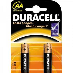 Елемент живлення Duracell AA