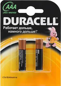Елемент живлення Duracell AAA
