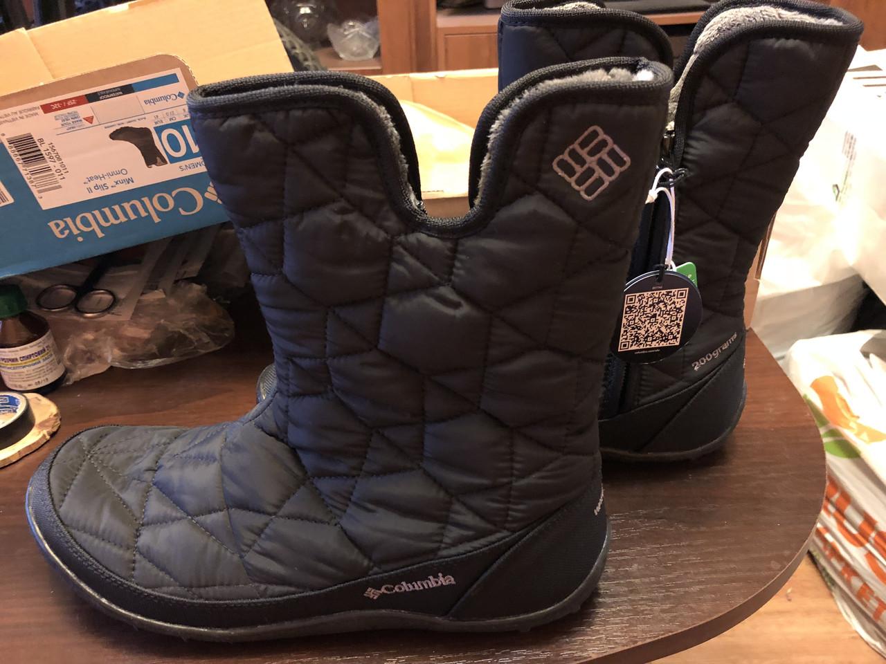 Сапоги Columbia Minx Slip II Omni-Heat женские ботинки зимние - 1000  Интересностей в Каменском 6fb19514b2a