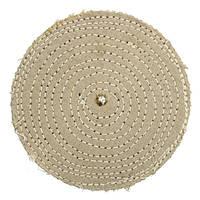 6 дюймов 150x10mm сизаля ткань полировка колесо