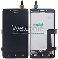 Дисплей (экран) + сенсор (тач скрин) Huawei Y3 II (LUA-L21) 4G black