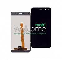 Дисплей (экран) + сенсор (тач скрин) Huawei Y5 2017 (MYA-U29), Y5 III black