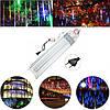 50см 10tubes 540 LED метеоритный ливень дождь свет рождества Xmas дерево декор с водителем ес штекером
