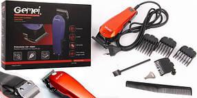 Машинка для стрижки волос GEMEI 220-240V 50/60HZ 10W