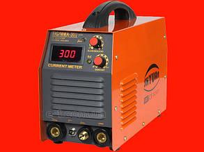 Аргоновый сварочный аппарат для нержавейки Shyuan TIG-300 DC