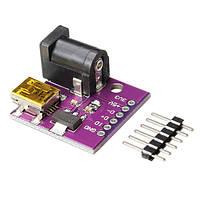 Cjmcu 5v мини-USB разъем питания постоянного тока Разъем питания платы для Arduino