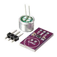 Cjmcu-9812 max9812l электретный модуль датчика доски развития микрофонный усилитель для Arduino