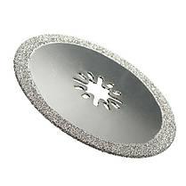 80мм алмазные шлифовальные пилы для FEIN Машинка Бош Makita Многофункциональный инструмент, фото 2