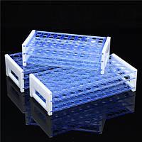 40/50 отверстия отверстия пластмассовую центробежную тестовое палубы держателя трубки стойки лаборатории