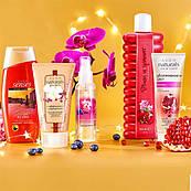 Подарунковий жіночий набір Avon «Святкове диво» з 5-ти продуктів