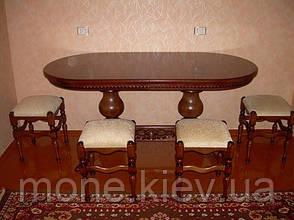 """Обеденный стол """"Фантом""""  , фото 2"""