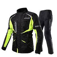 CE защитное снаряжение мужчины куртка водонепроницаемая равномерная зимние теплые костюмы для верховой езды открытый альпинизм