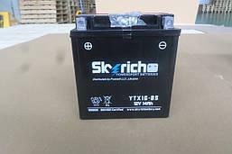 Аккумулятор на квадроцикл 12 В 14 Аh электролит оригинал