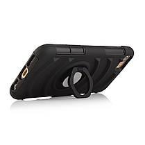 3 в 1 спортивная повязка напульсник кольцо кронштейн крышки случая магнитный телефон iPhone 7/6S/6, фото 3