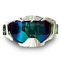 Мотоцикл ветрозащитной анти-борьба лыжные очки восхождение пыленепроницаемом очки, фото 3