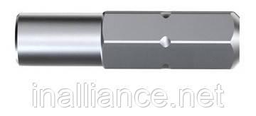 """Адаптер 1/4 """" для мікро біт 4 мм Wiha 39964"""