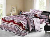 Двуспальный набор постельного белья 180*220 из Полиэстера №233 Черешенка™