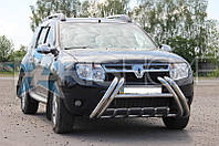 Кенгурятник V5 Renault Duster