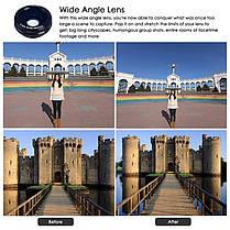 Apexel 4 в 1 выдвижная Monopod селфи палочка объективе широкий угол макро объектив телефона 96CX3, фото 3