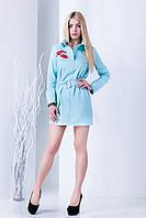 Женское джинсовое платье Палома