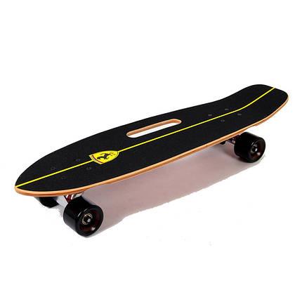 Феррари fbw32 портативный крейсер скейтборд не скользит деревянная панель держатель конька самокат алюминиевого сплава, фото 2
