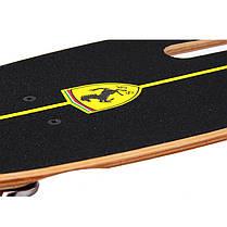 Феррари fbw32 портативный крейсер скейтборд не скользит деревянная панель держатель конька самокат алюминиевого сплава, фото 3