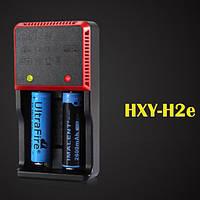 HXY-H2E универсальный смарт-зарядное устройство для LiFePO4/литий-ионный/Ni-MH/NiCd