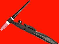 Вентильно-кнопочная горелка для аргона Jasic WP-17V(N), 4м