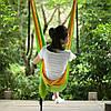 2 штук регулируемое дерево висит гамак ремень веревка расширение подвеска полоса связывания, фото 5