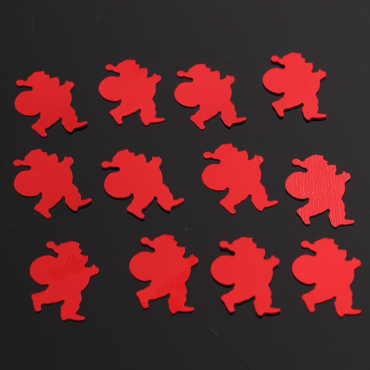 600 ~~~number=plural~~poss 800pcs Рождество Санта-Клаус украшения пластиковые принадлежности конфетти партии - ➊TopShop ➠ Товары из Китая с бесплатной доставкой в Украину! в Днепре