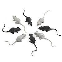 8X смешная кошка котенок играть, играть игрушка ложные мыши крысы писк шум звук подарок