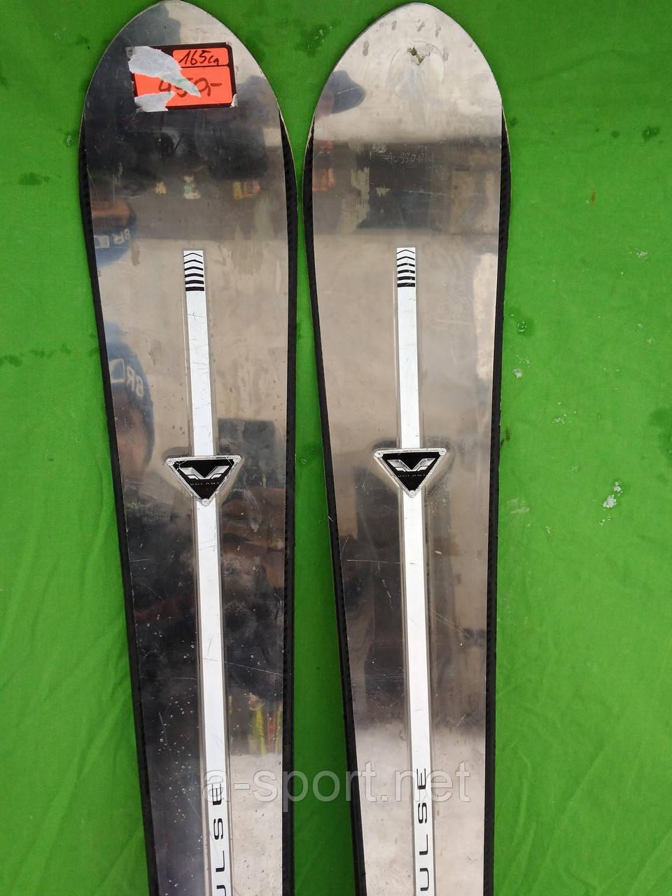 Volant Pulse 165 см гірські лижі для карвінгу, універсал 2014р