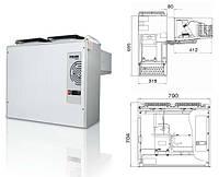 Моноблок низкотемпературный POLAIR MB 214 S
