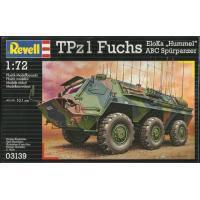 Сборная модель Revell Бронетранспортер TPz A1 Fuchs Eloka Hummel/ABC 1:72 (3139)