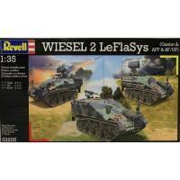 Сборная модель Revell Бронетранспортеры Wiesel 2 LeFlaSys 1:35 (3205)