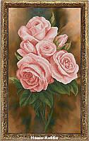 """Набор для частичной вышивки крестом №40516 """"Королева цветов 2"""""""