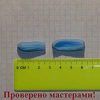 "Вайнер ""Лепесток хризантемы S, малый"", 3 х 1 см"