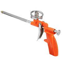 Из нержавеющей стали расширение пены инструмент пистолет с тефлоновым пу аппликатор конопачение очиститель