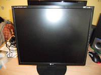 "Монитор 19"" LG Electronics L1953TR-BF Черный"