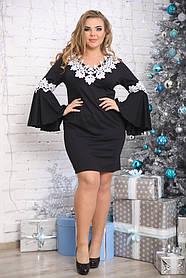 Женское шикарное платье для праздника Амира / размер 48-72 большие размеры