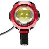 5W 5-80V USB Зарядка LED Лампа Водонепроницаемы Spot Lightt для мотоцикл Скутер-велосипед