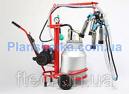 Доїльний апарат для корів Берізка-1 Нержавійка 1500