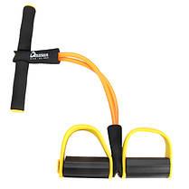 Многофункциональный брюшной сопротивление полосы elasicity тренажеры расширитель педали упражнения устройства, фото 2