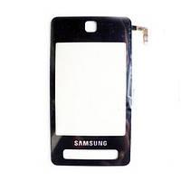 Сенсор Samsung F488 черный copy
