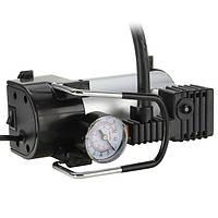 Воздушный компрессор тяжелый 12v обязанность 100psi насос электрический шина Инфлятор по уходу за автомобилем